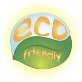 eco życzliwy Zdjęcie Stock