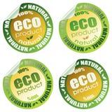 Eco集合第2部分 免版税库存照片