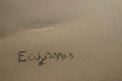 Eco2nomics Foto de archivo