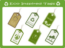 Eco9 Royalty Free Stock Images