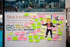Ecobuild 2013 em Londres Fotos de Stock