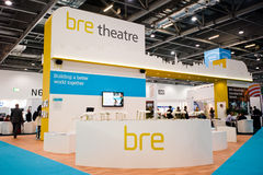 Ecobuild 2013 in London Stock Images