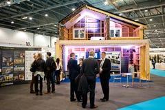 Ecobuild 2013 in London Lizenzfreie Stockfotografie