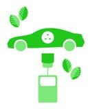 Ecocar иллюстрация штока
