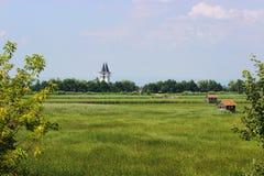 Ecocenter in Ungheria fotografie stock
