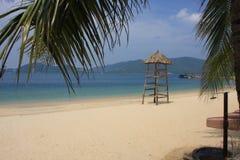 Ecoeiland van Vietnam Hon Tam Royalty-vrije Stock Foto