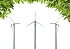 Ecofriendly energy Royalty Free Stock Image