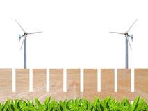 Ecofriendly energy Stock Photo