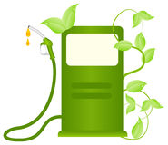 Ecofuel consept Royalty Free Stock Photography
