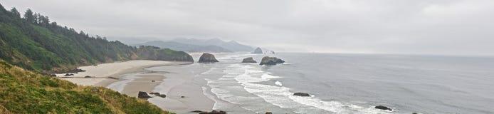 ecola Oregon parkowy stan Fotografia Royalty Free