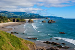Ecola park in Oregon Royalty Free Stock Image