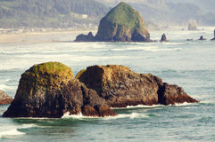 Ecola state park Stock Photography