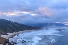 Ecola State Park Royalty Free Stock Images