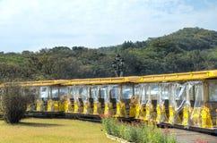 Ecoland Theme Park, Jeju Island. Seoul, South Korea Royalty Free Stock Photos