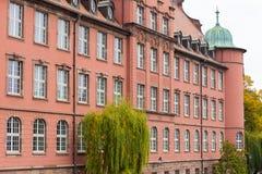 Ecole de Musique ST Thomas στο Στρασβούργο Στοκ Φωτογραφία