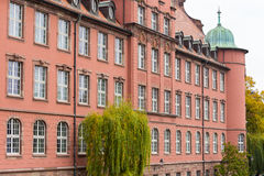 Ecole de Musique St Thomas in Strasbourg Stock Photography