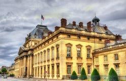 Ecole Militaire w Paryż (Militarna szkoła) obrazy stock