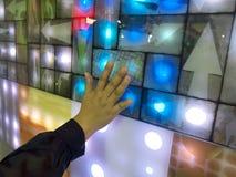 Ecolighttech亚洲2014年 免版税图库摄影
