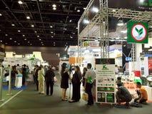 Ecolighttech Ásia 2014 Imagem de Stock Royalty Free