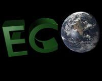 Ecología ilustración del vector