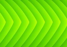 Ecología verde abstracta Imagen de archivo libre de regalías