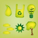 ecologia illustrazione di stock