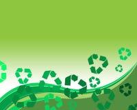 ecologia ilustração stock