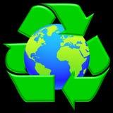 Ecologia nel mondo (02) Immagini Stock