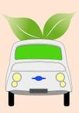 Ecologia poca automobile Fotografie Stock