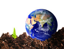 Ecologial earth Stock Photography