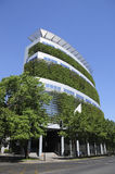 Ecologic Building. Santiago Royalty Free Stock Images