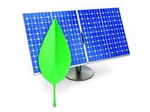 Ecologic Energy Royalty Free Stock Images