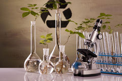 Ecologic laboratory Stock Photography