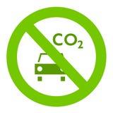Ecologic sign Royalty Free Stock Photo