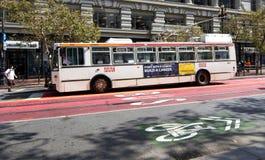 Ecologic transport. An example of many ecologic ways to visit San Francisco Royalty Free Stock Photos
