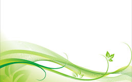 Ecological background Stock Images
