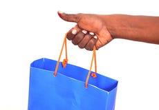 ECOLOGICAL BAG SAMPLE Stock Photography