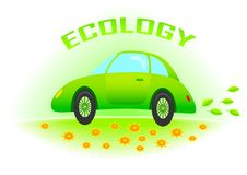 Ecological car Stock Photography