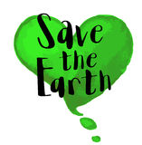 Ecological concept for Earth day Royalty Free Stock Photo