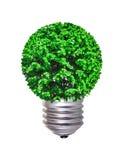 Ecological concept, symbolizing renewable energy Stock Photos