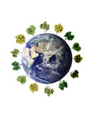 Ecological earth Stock Images