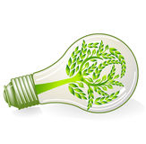 Ecological efficiency Stock Photos