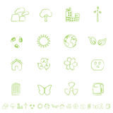 Ecological and Environmental Symbols Stock Photos