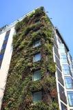 Ecological friendly skyscraper Stock Photos