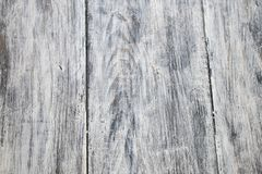 Ecological gray, aged wooden background. royalty free stock photo