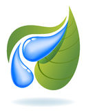 Ecological icon Stock Image