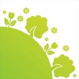 Ecological illustration Stock Image