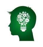 Ecological mind Stock Images