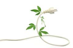 Ecological power Stock Photos