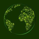 Ecological symbols Royalty Free Stock Photo